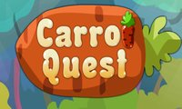 Online free browser game: Carrot Quest