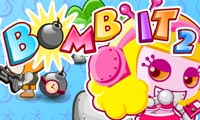 Online free browser game: Bomb It 2
