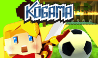 Online free browser game: Kogama: Balls Race