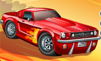 Online free browser game: Rich Cars