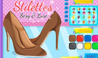 Online free browser game: Shoes Quiz 2