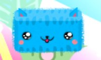 Online free browser game: Cute Towers