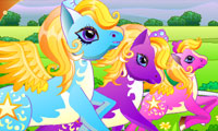 Online free browser game: Pony Run