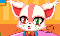 Online free browser game: Prrr Kitty
