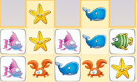 Online free browser game: Underwater Secrets