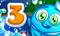 Online free browser game: Back to Candyland Episode 3: Sweet River