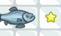 Online free browser game: Get The Fish