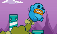 Online free browser game: Fart Kaiju Fart
