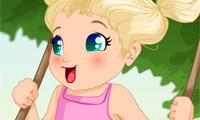 Online free browser game: Fun Family Dress Up