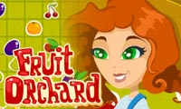 Online free browser game: Fruit Orchard