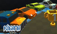 Online free browser game: Kogama: World Racing