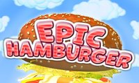 Online free browser game: Epic Hamburger