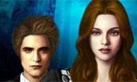 Online free browser game: Twilight Celebrity Makeover