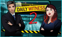 Online free browser game: Daily Witness 2