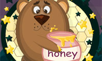 Online free browser game: Sweet Honey