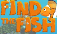 Online free browser game: Find The Fish