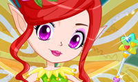 Online free browser game: World Peace Fairy