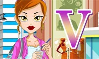 Online free browser game: Personal Shopper 5