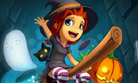 Online free browser game: Emily & the Magic Maze