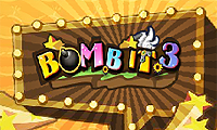 Online free browser game: Bomb It 3