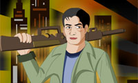 Online free browser game: Gangster Streets