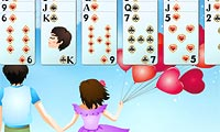 Golf Solitaire First Love