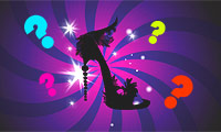 Online free browser game: High Heels Quiz