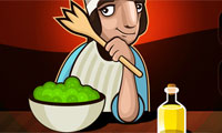 Online free browser game: Salad Bar