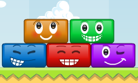 Online free browser game: Happy Faces