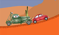 Online free browser game: Car Eats Car