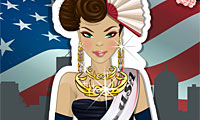 Online free browser game: Models of the World: USA