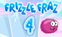 Online free browser game: Frizzle Fraz 4