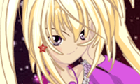 Online free browser game: Shugo Chara Dress Up