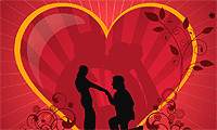 Online free browser game: Dream Date Night