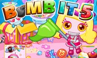 Online free browser game: Bomb It 5
