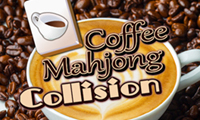 Online free browser game: Coffee Mahjong Collision