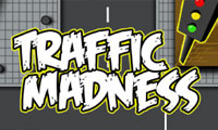 Online free browser game: Traffic Madness html5