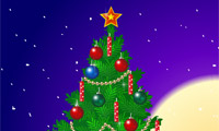 Online free browser game: My Christmas Tree