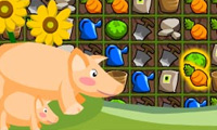 Online free browser game: Harvest Honors
