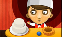 Online free browser game: Cake Bar