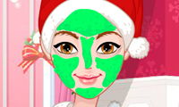 Online free browser game: So Sakura: Christmas