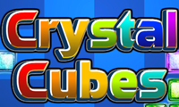 Online free browser game: Crystal Cubes