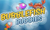 Online free browser game: Bubble fish buddies