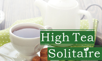Online free browser game: High Tea Solitaire