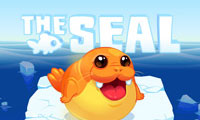 Online free browser game: Sammy the Seal