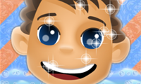 Play Sparkling Face Washing