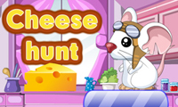 Online free browser game: Cheese Hunt