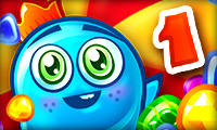 Online free browser game: Back to Candyland: Episode 1