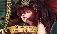 Online free browser game: Mysterious Pirate Jewels