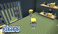 Online free browser game: Kogama: Escape from Prison